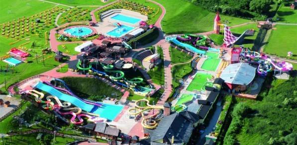 аквапарк в чехии фото