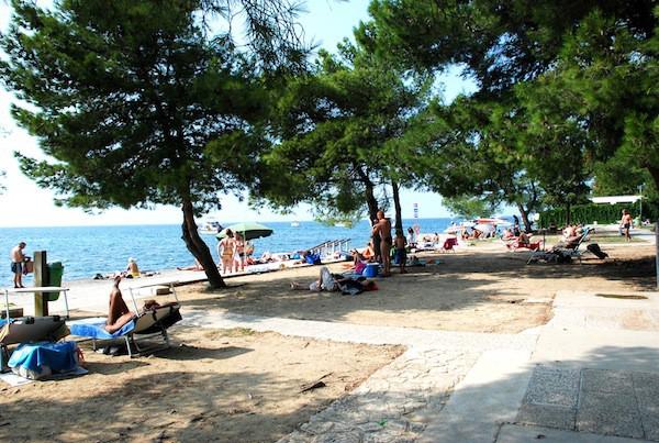 Все пляжи словении фото